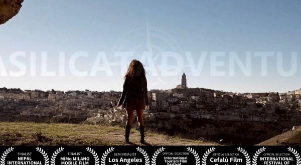 BASILICATADVENTURE – E' online il drone video di Walter Nicoletti