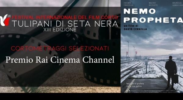 NEMO PROPHETA selezionato da RAI CINEMA per il Festival Tulipani di Seta Nera 2020