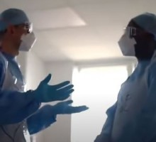 Coronavirus frontline: doctors fear second wave of infections - BBC News | VIDEO