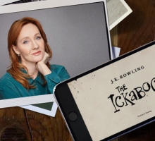 J.K. Rowling pubblica un nuovo romanzo per bambini