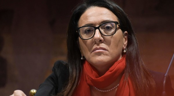 """Valente: """"Il Csm risponde alla commissione sul femminicidio, posizione importante"""""""