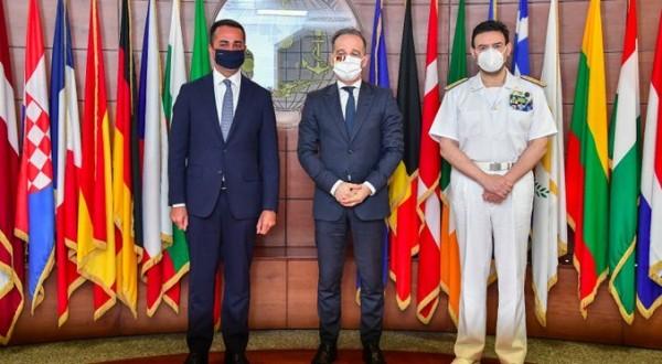 """Di Maio incontra il ministro degli esteri tedesco: """"Dall'economia alla Libia, rilanciare l'Europa assieme"""""""