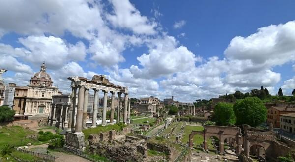 Viaggi nell'antica Roma, dall'8 luglio torna lo spettacolo al Foro di Augusto