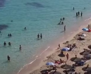 Many holiday destinations get green light after days of confusion - BBC News | VIDEO