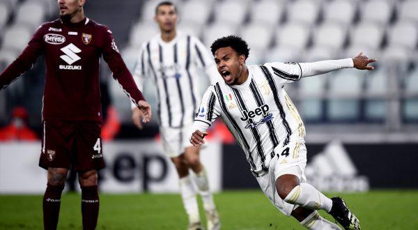 Derby alla Juve: Bonucci-gol all'89° e Toro rimontato