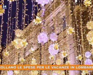 Crollano le spese per le vacanze in Lombardia
