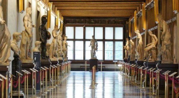 """Riaprono gli Uffizi, Schmidt """"Segnale speranza per la cultura"""""""