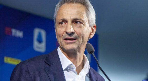 Paolo Dal Pino presidente Lega A, Luigi De Siervo ad