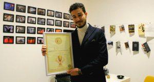 L'attore Walter Nicoletti insignito del Premio Internazionale Vincenzo Crocitti