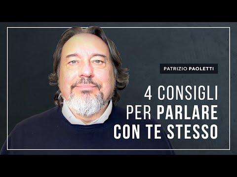 4 CONSIGLI PER PARLARE CON TE STESSO