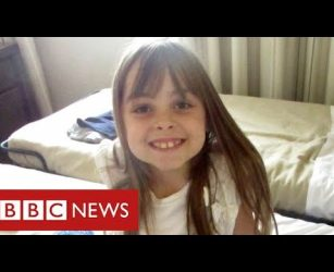 """Youngest Manchester Arena victim Saffie Roussos """"could have survived"""" says family - BBC News"""