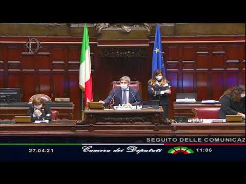 PNRR, Comunicazioni alla Camera dei Deputati – La replica del Presidente Draghi