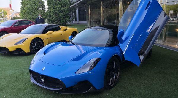 Maserati MC20, la Supercar tutta made in Italy