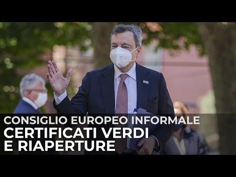 Consiglio europeo informale (sintesi della conferenza stampa finale)