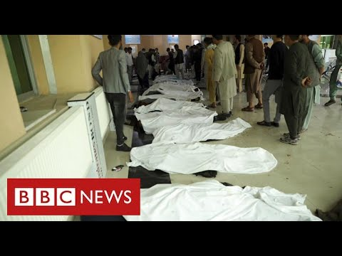Dozens of schoolgirls killed in huge bomb attack in Afghan capital – BBC News