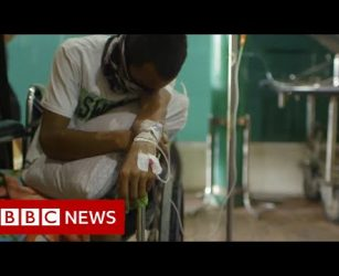Philippines Covid surge throws country into disarray - BBC News