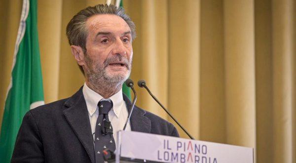 "Covid, Fontana ""Dal 14 giugno Lombardia in zona bianca"""