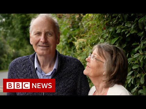 The man who tested positive for Covid 43 times – BBC News