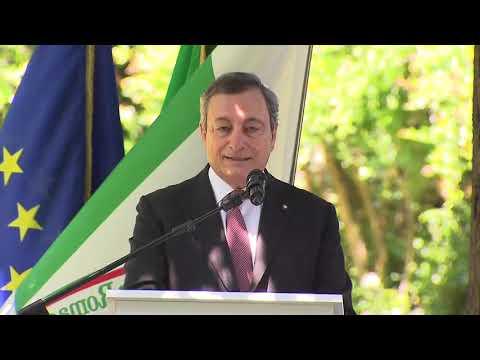 Il Presidente Draghi in Emilia-Romagna