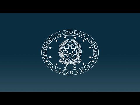 Consiglio dei Ministri n. 22, conferenza stampa del Ministro Brunetta