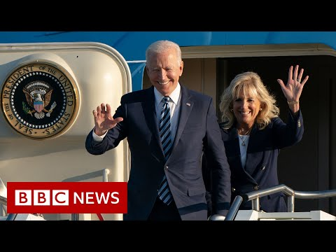 President Biden warns Russia as he opens foreign trip in UK – BBC News