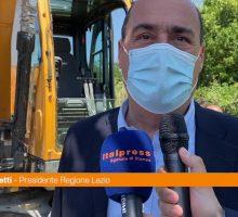 """Regione potenzia idrovore a Fiumicino, Zingaretti: """"Fine brutto incubo"""""""