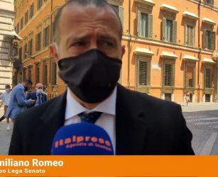 """Immigrazione, Romeo """"Fiducia in Draghi"""""""