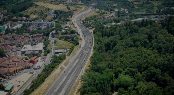 A1, aperta terza corsia tra Firenze sud e Incisa