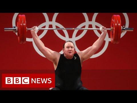 Transgender athlete Laurel Hubbard out of Olympics – BBC News