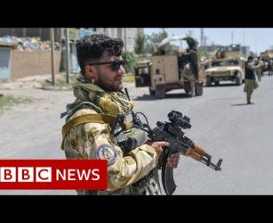 Afghanistan: Taliban continue attacks on three major cities - BBC News