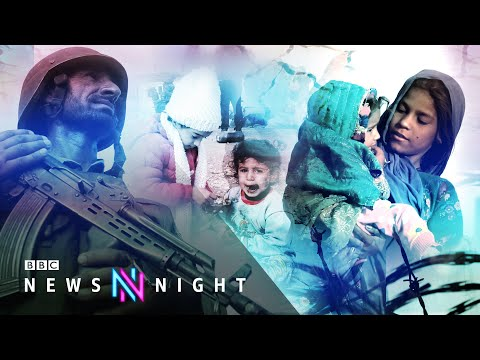 Afghanistan: Can the Taliban be stopped? – BBC Newsnight