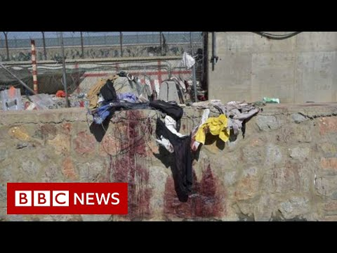 Death toll from Kabul airport blasts rises to 90 – BBC News