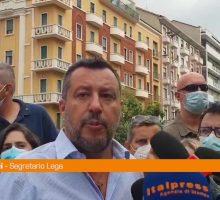 """Vaccino, Salvini: """"Non serve obbligo per gli insegnanti"""""""