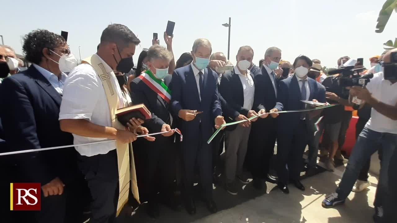 """Musumeci: """"Nuovo tratto Siracusa-Gela per guardare lontano"""""""