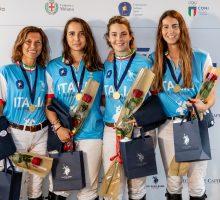 Equitazione, Italia campione negli Europei di Polo donne
