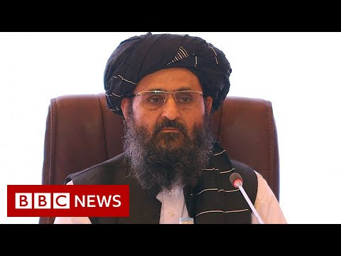 Taliban leader bust-up over credit for Afghanistan victory – BBC News