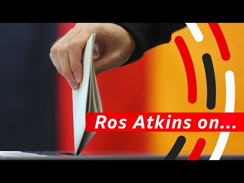 Ros Atkins On… Germany's election – BBC News