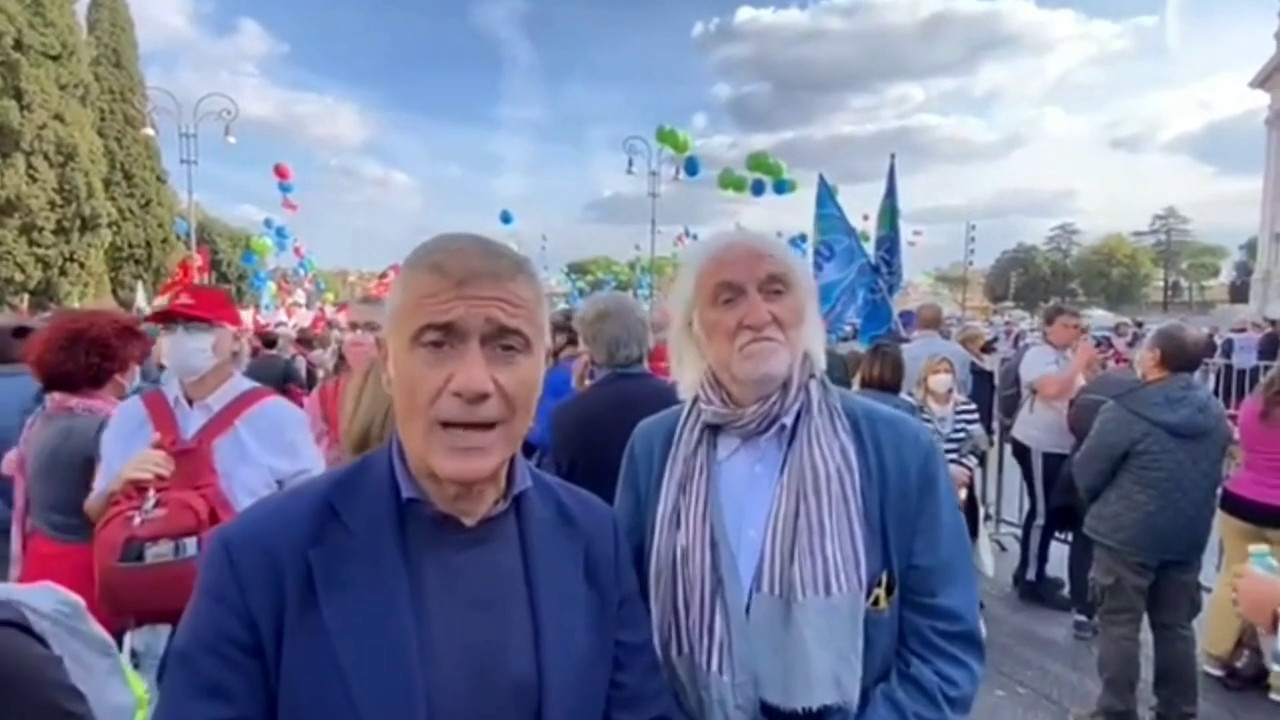 """Manifestazione antifascista, Pecoraro Scanio: """"Dovere esserci"""""""