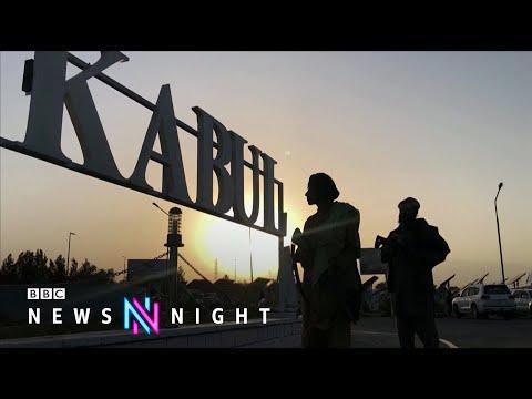 Afghanistan: British trained intelligence unit officers 'abandoned' – BBC Newsnight