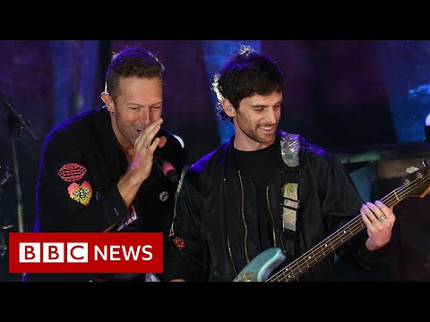 Coldplay ready for backlash over eco-friendly world tour – BBC News