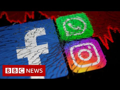Facebook, WhatsApp and Instagram back after outage – BBC News