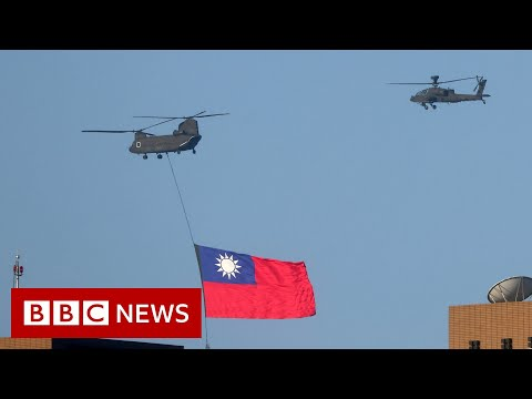 Tensions with China worst in 40 years, says Taiwan –  BBC News