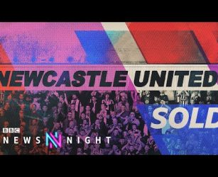 Newcastle takeover: £305m Saudi Arabian-backed deal completed - BBC Newsnight
