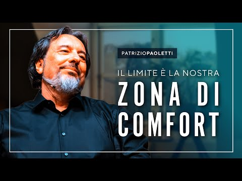 Il limite è la nostra zona di comfort